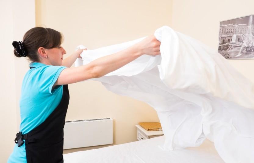 Helpstar рассказывает как правильно застилать постель