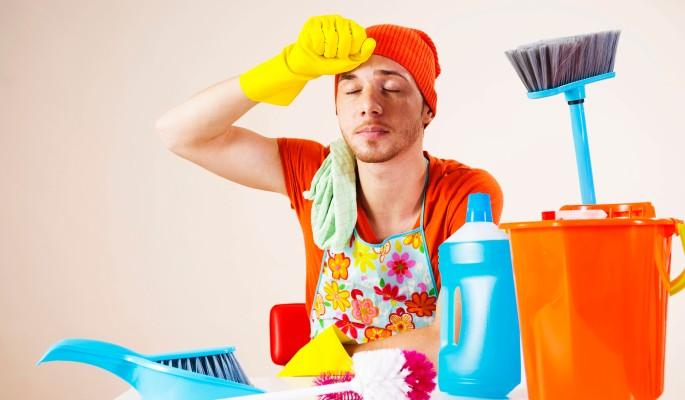 Специалисты Helpstar открывают список самых грязных мест в доме