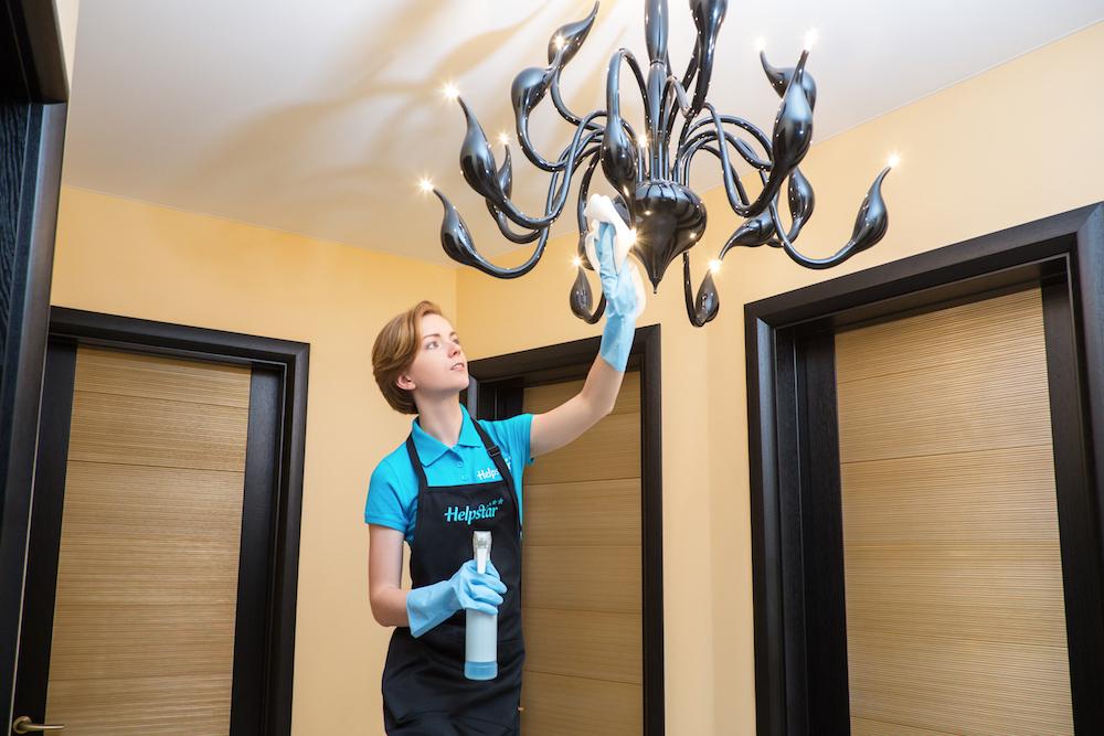 Helpstar — профессиональная уборка квартиры по доступной цене