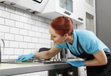 Генеральная уборка кухни за 1490 рублей