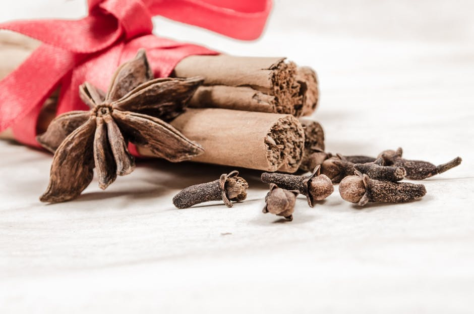 новогодние запахи