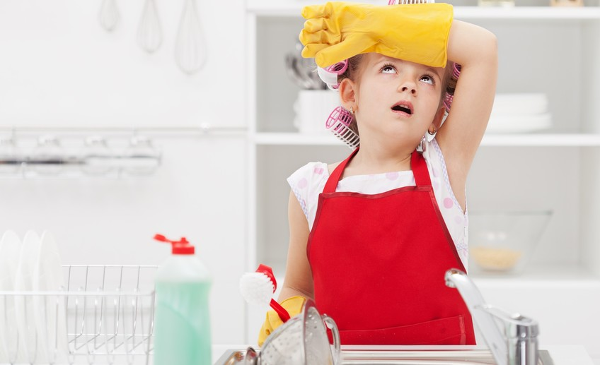 5 секретов уборки дома